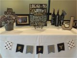 Black and Gold 50th Birthday Party Decorations Birthday Surprise Party 50th Birthday Male Birthday