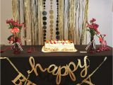 Black and Gold 60th Birthday Decorations 25 Best Ideas About Black Party Decorations On Pinterest