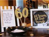 Black and Gold 60th Birthday Decorations Black White and Gold 60th Birthday Party Ideas Child at