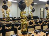 Black and Gold 60th Birthday Decorations Https Www Birthdays Durban 30 Year Old Birthday Party