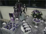 Black and Silver 21st Birthday Decorations Purple Black White and Silver Birthday Party Ideas