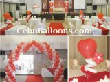 Black and White 18th Birthday Decorations Debut 18th Birthday Cebu Balloons and Party Supplies