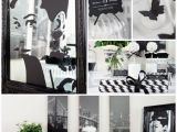 Black and White 40th Birthday Party Decorations Kara 39 S Party Ideas Stylish Black and White 40th Birthday