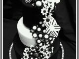 Black and White 50th Birthday Decorations 21st Birthday Black and White Cakecentral Com
