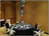 Black and White 50th Birthday Decorations 50th Birthday Party Decorations Black and Silver