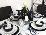 Black and White 50th Birthday Decorations Ideas for A Black White Party Celebrations at Home