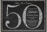 Black and White 50th Birthday Invitations Ideas for 50th Birthday Invitations Dolanpedia
