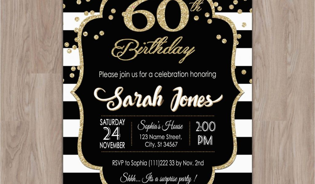 Download By SizeHandphone Tablet Desktop Original Size Back To Black And White 60th Birthday Invitations