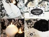 Black and White Birthday Party Decoration Ideas White Party Decorations Party Favors Ideas