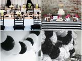 Black and White Decorations for Birthday Party 25 Best Ideas About Black White Parties On Pinterest