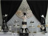 Black and White Decorations for Birthday Party Black and White Party Decorations Sandy Party Decorations