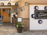 Black and White Decorations for Birthday Party Black White Birthday Party Supplies Party City