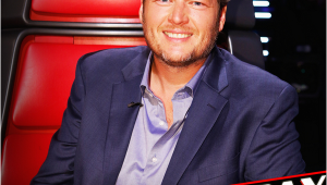 Blake Shelton Birthday Card for His Birthday Blake Shelton Wants You to Donate to