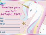 Blank Birthday Invitations to Print Free Birthday Party Invites for Kids Bagvania Free