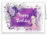 Blingee Birthday Cards Happy Birthday Wishes with Fairies Page 2