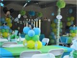 Blue and Green Birthday Party Decorations Green and Blue Birthday Party Ideas Photo 5 Of 7 Catch