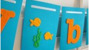 Blue and orange Happy Birthday Banner Items Similar to Happy Birthday Banner Garland orange and