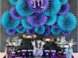 Blue and Purple Birthday Decorations 118 Best Pink Purple and Aqua Images On Pinterest