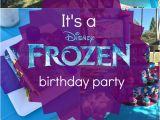 Blue and Purple Birthday Decorations Disney 39 S Frozen Birthday Party Ideas Pink Purple Blue