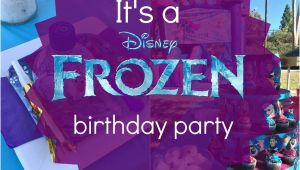 Blue and Purple Birthday Decorations Disney 39 S Frozen Birthday Party Ideas Pink Purple Blue