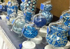 Blue And Silver Birthday Decorations Pinterest The World S Catalog Of Ideas