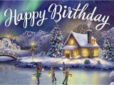 Blue Mountain Com Birthday Cards Quot Yuletide Birthday Interactive Quot Christmas Ecard Blue