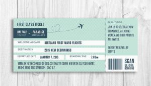 Boarding Pass Birthday Invitation Template Free 10 Boarding Pass Samples Sample Templates
