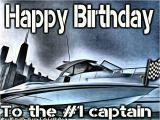 Boating Birthday Meme Happy Birthday Captain Happy Birthday Memes Pics
