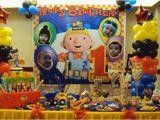 Bob the Builder Birthday Decorations Birthday Party theme for Boys Birthday Wrap