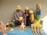 Bob the Builder Birthday Decorations My son 39 S 2nd Bob the Builder Birthday Party Cakes I