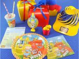 Bob the Builder Birthday Decorations the Party Cupboard Bob the Builder Party Supplies Shop