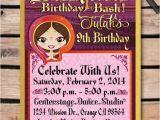 Bollywood Birthday Invitations Bollywood Birthday Invitation Bollywood Birthday