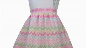Bonnie Jean Birthday Dresses New Bonnie Jean Girls Princess Chevron Balloons Birthday