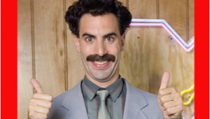 Borat Birthday Card Borat Birthday Card