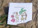 Borat Birthday Card Mankini Beach Wedding Card Cool Wedding Stationery