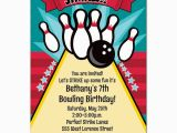 Bowling Alley Birthday Party Invitations Free Printable Bowling Birthday Invitations Free