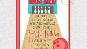 Bowling Birthday Party Invitation Wording Bowling Party Invitation Wording Cimvitation
