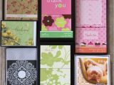 Box Of Birthday Cards From Hallmark Boxed Hallmark Greeting Cards Blank Thank You
