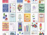Boxed Birthday Cards assortment Birthday Cards Boxed assortment Cheque24