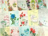 Boxed Birthday Cards assortment Items Similar to Vintage Boxed Greeting Card assortment On