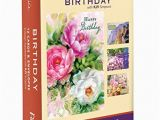 Boxed Birthday Cards with Scripture 12 Boxed Birthday Greeting Cards Celebrate Niv