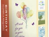 Boxed Christian Birthday Cards wholesale Religious Boxed Cards with Scripture Birthday