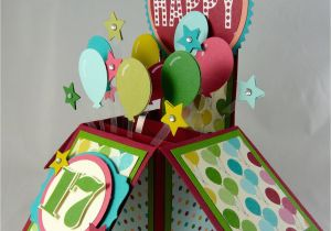 Boxes Of Birthday Cards Su Create A Cupcake Card In A Box Cindy Lee