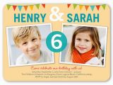 Boy Girl Twin Birthday Invitations 18 Birthday Invitations for Kids Free Sample Templates