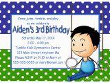 Boy Gymnastics Birthday Party Invitations Gymnastics Boy Birthday Party Invitations Crafty Chick