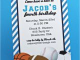 Boy Sports Birthday Invitations 8 Best Images Of Boys Sport Birthday Invitations Free