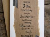 Boyfriend 40th Birthday Card 30th 40th 50th Birthday Card for Husband Boyfriend Wife