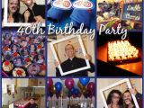 Boyfriend 40th Birthday Ideas 40th Birthday Party Party Planning