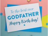 Boyfriend Birthday Gifts Not On the High Street Godfather Presents