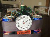 Boyfriends Birthday Gifts for Him Boyfriends 21st Birthday Idea Jager Bombs Creative